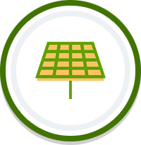 An image of a solar panel